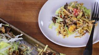 Cheeseburger-and-Fry Pie - Liquor.com