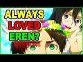 WILL MIKASA ALWAYS LOVE EREN? | Attack on Titan Lost Girls OVA 3