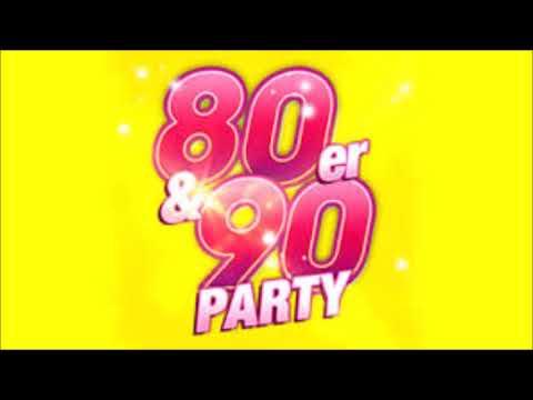 80er / 90er Party Remix 2018