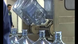 видео Производство питьевой воды