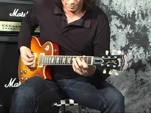 John Norum Amazing Guitar Licks ジョン・ノーラム Europe