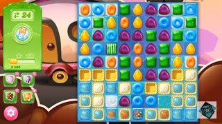 Candy Crush Jelly Saga Level 381-382-383 ★★★