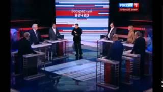 Воскресный вечер с Владимиром Соловьевым 25.01.2015