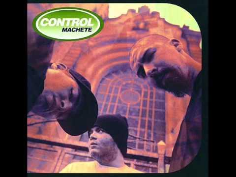 Control Machete - Mexican Curios
