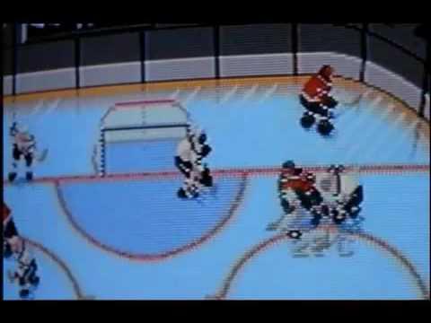 Swingers - Video Game Hockey Scene