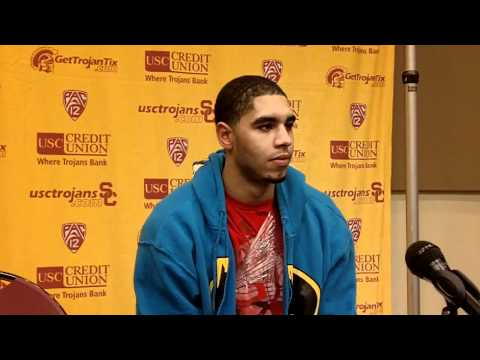 Kansas 63, USC 47 - Aaron Fuller Post-Game