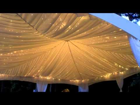 Athens GA Wedding Tent Rental