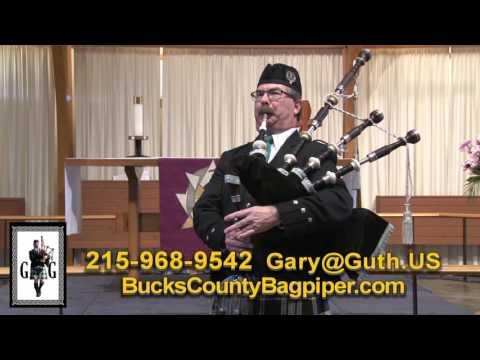 Gary Guth-Wedding Bagpiper