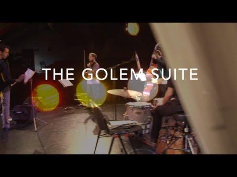 Daniel Hoffman  - The Golem Suite (klezmer fiddle)
