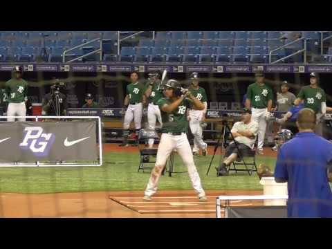 Riley Greene (6-14-2018) at the Perfect Game National Showcase (Tampa, FL)