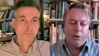 Christopher Hitchens - [2009] - Discussing politics with Robert Wright