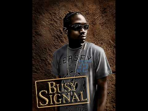 BUSY SIGNAL - COMFORT ZONE **JUNE** 2010  [dj mega]