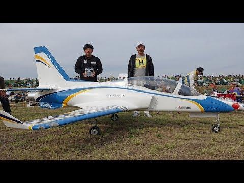 Viper XXL & Super Scorpion ラジコンジェット機
