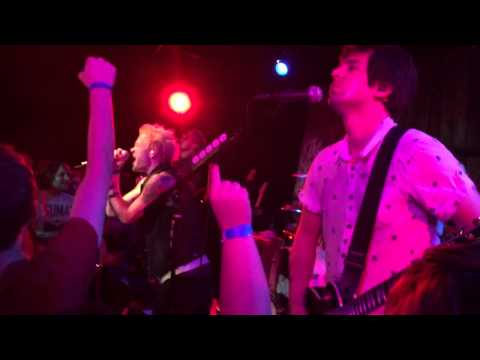Deryck Whibley and the Happinness Machines - Angels with Dirty Faces Live at the Lyric Theatre July