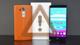 LG G4 Kronik Sorunları ve Müşteri Memnuniyetsizliği