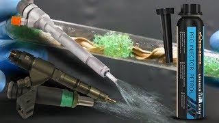 Mihel Pro Injector Petrol Jak skutecznie dodatek do paliwa czyści wtryskiwacze / wtryski?