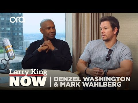 I Was A Garbage Man: Denzel Washington Compares His First Job To His Career Now