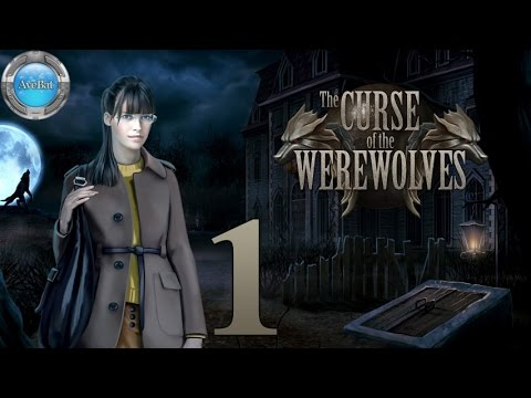 Let's Play The Curse of the Werewolves part 1 Outside the House