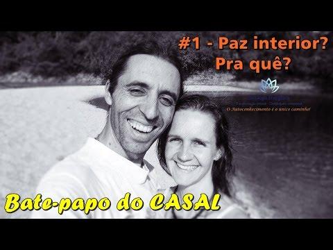 Bate papo: o que a paz interior tem haver comigo? | Rafael e Valeria Zen | EFTBrasil