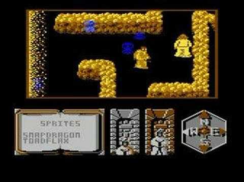 Atari game - Feud - Final