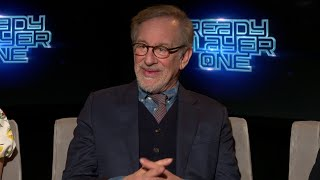 Spielberg: 'Black Panther' will 'really change things'