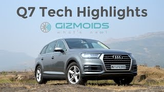 Five Crazy Tech Highlights of the Audi Q7
