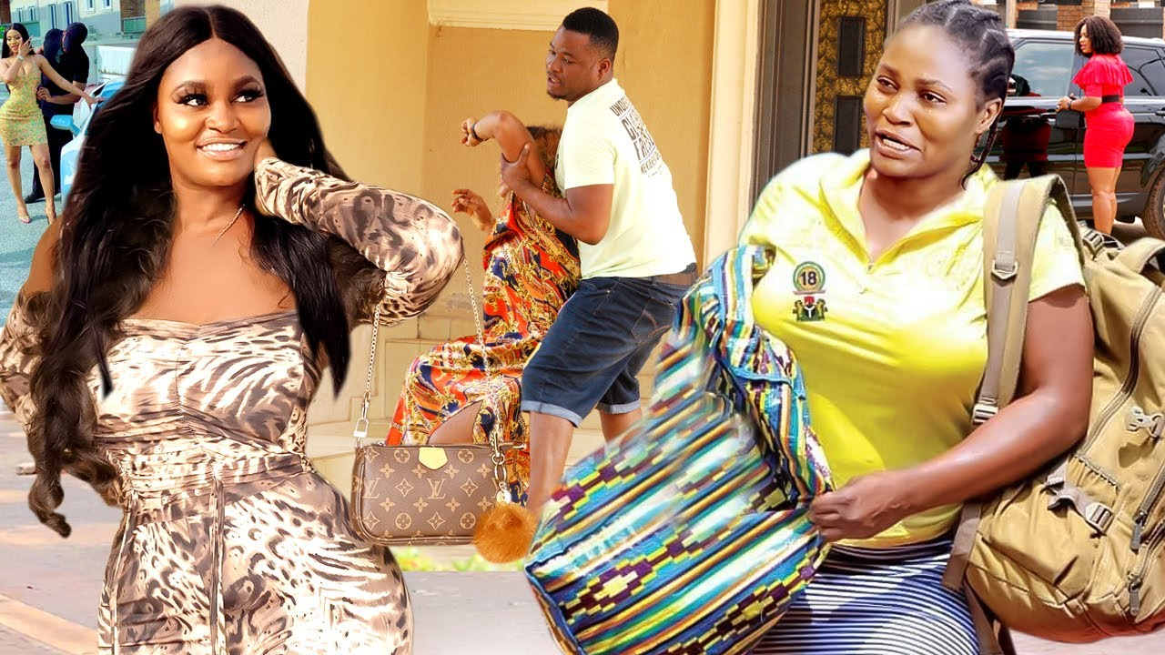 Download Wife I Rejected Is Now A Billionaire Full Movie - Chizzy Alichi 2021 Latest Nigerian Movie