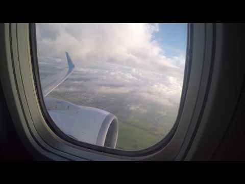 TUI 737-800 take off Amsterdam Schiphol Airport netherlands🇳🇱 tot Mitilene Lesbos Greece🇬🇷