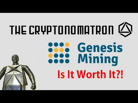 GENESIS MINING Bitcoin Cloud Mining Contracts, Are They Worth It?