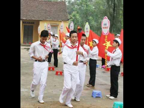 Hanh khuc doi TNTP Ho Chi Mnh