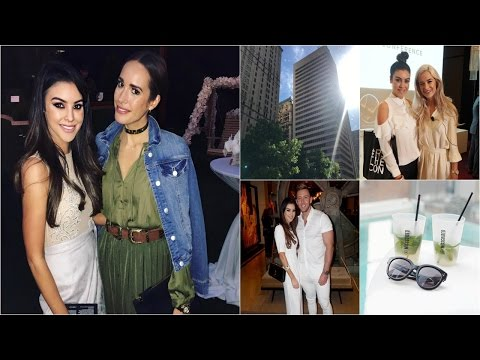 Dallas VLOG (The Conference, The Parties & The Style)