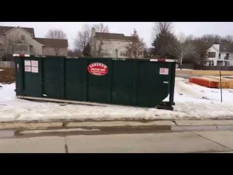 (563) 332-2555 Bishop Hill, Illinois Waste Management Dumpster Rental