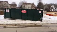 (563) 332-2555 Bishop Hill, Illinois Waste Management Dumpster Rental