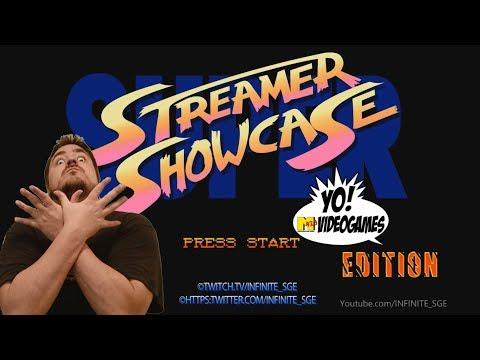 Super Streamer Showcase