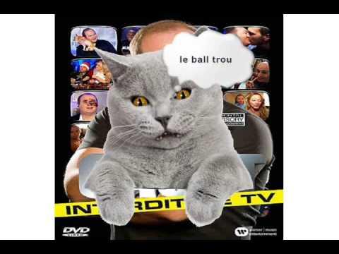 La chatte parodie de  Cauet