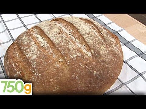recette-du-pain-maison---750g