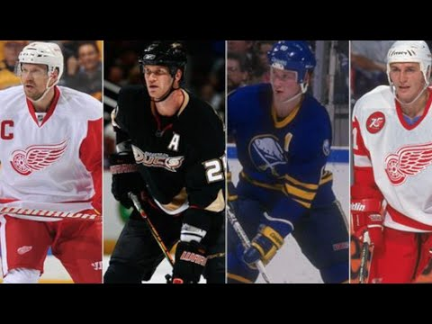 Hockey Hall Of Fame Announces Class Of 2015