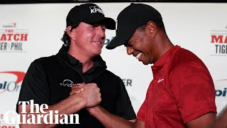 Phil Mickelson has said bragging rights are worth more to him than the $9m (£7m) prize money when he takes on Tiger Woods in an 18-hole winner-takes-all ...