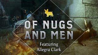 allegra clark voice acting