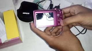 Review of Nikon Coolpix S3600 Camera