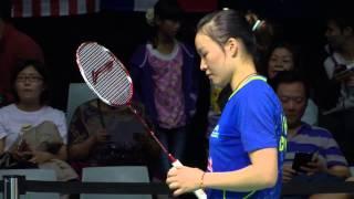 Y. Fukushima/S. Hirota vs Xia H./Zhong Q.X | WD F Match 4 Skycity New Zealand Open 2015