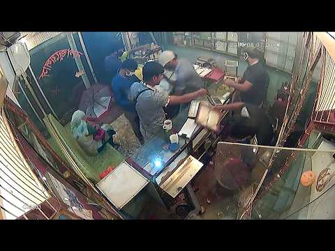 Robbery at Nag Jeweler's