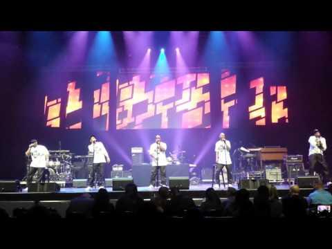 Hi-Five Performing at R&B REWIND:
