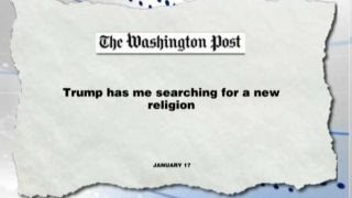 WaPo suffering from 'Trump Derangement Syndrome'?