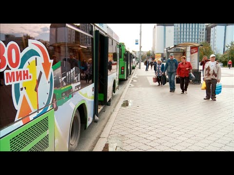 Тюменцы жалуются: автобусы медленно едут