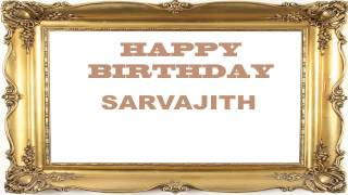 Sarvajith   Birthday Postcards & Postales