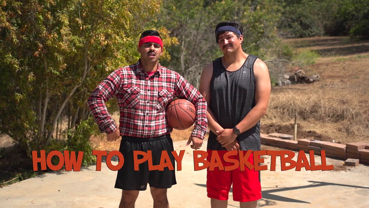 How To Play Basketball The Juan And Jesus Show