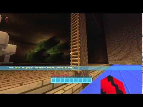 Minecraft Xbox 360: 4J STUDIOS HUNGER GAMES