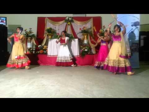 Chinna chinna kanavugal dance performance
