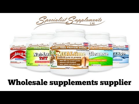 Specialist Supplements - wholesale supplements supplier and dropshipper